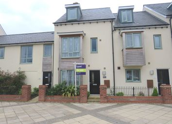 Thumbnail 4 bed terraced house for sale in Gold Furlong, Marston Park, Marston Moretaine