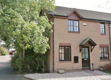 Thumbnail 2 bedroom end terrace house for sale in Oxeye Court, Oxford