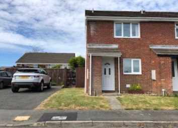 Thumbnail 2 bedroom end terrace house to rent in Wordsworth Avenue, Haverfordwest