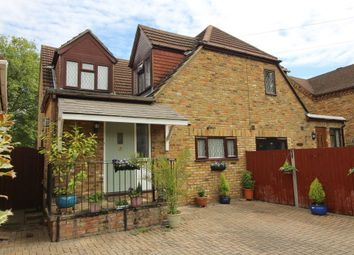 Thumbnail 4 bed semi-detached house for sale in Gloucester Drive, Staines Upon Thames