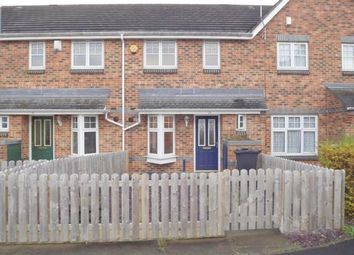 Thumbnail 2 bed terraced house for sale in Cawfields Court, Somervyl Mews, Longbenton, Tyne And Wear