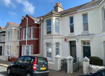 Thumbnail 2 bed flat to rent in Southern Terrace, Mutley, Plymouth