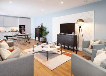 Thumbnail 4 bed town house for sale in Colindale Avenue, London