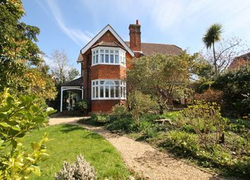 Thumbnail 6 bed detached house for sale in Colwell Road, Totland Bay