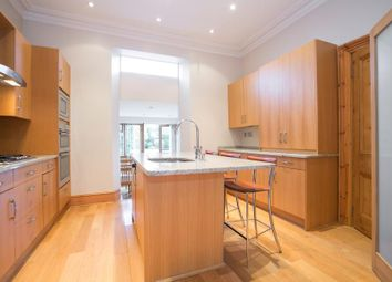 Thumbnail 3 bed flat to rent in Mount Park Crescent, London
