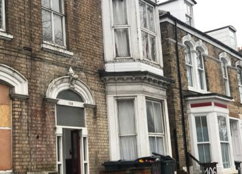 Thumbnail 1 bed flat to rent in Boulevard, Hull, East Yorkshire