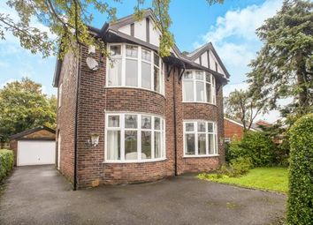 Thumbnail 4 bed detached house for sale in Green Drive, Fulwood, Preston, Lancashire