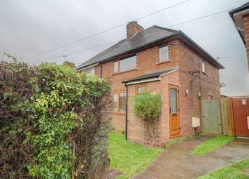 Thumbnail 3 bedroom semi-detached house for sale in Denny End Road, Waterbeach, Cambridge
