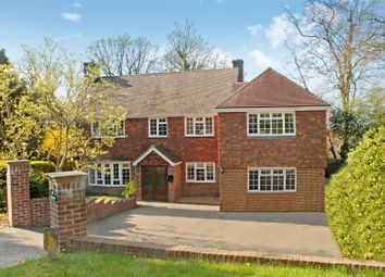 Thumbnail 5 bed detached house to rent in The Ridings, Newick, Lewes