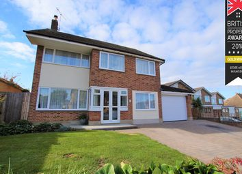 Thumbnail 4 bed detached house to rent in Eastview Drive, Rayleigh