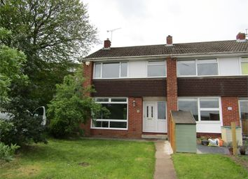 Thumbnail 3 bed end terrace house to rent in Queensdown Gardens, Knowle, Bristol