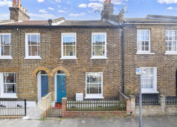 Earlswood Street, Greenwich SE10. 2 bed terraced house for sale