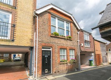 Thumbnail 4 bed terraced house for sale in Stewards Inn Lane, Lewes