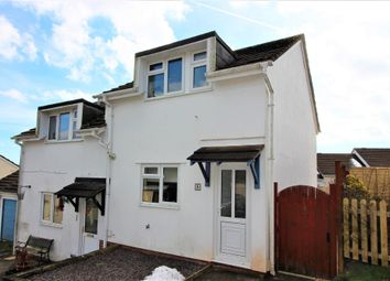 Thumbnail 2 bed semi-detached house for sale in Brim Brook Court, Torquay