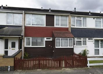 Thumbnail 3 bed terraced house for sale in Chatfield Way, Basildon, Essex