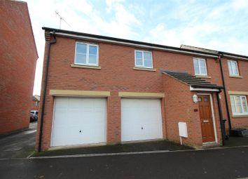 Thumbnail 2 bed terraced house for sale in Middle Leaze, Allington, Chippenham