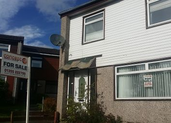 Thumbnail 3 bed terraced house for sale in Fir Drive, East Kilbride