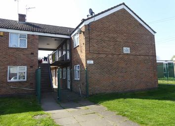 Thumbnail 1 bed flat for sale in Logan Road, Bell Green, Coventry