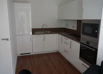Thumbnail 3 bed flat to rent in Bramwell Way, Docklands, London
