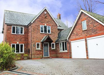 Thumbnail 4 bed detached house to rent in Tythe Barn Lane, Dickens Heath, Shirley, Solihull
