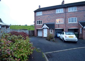 Thumbnail 2 bed end terrace house for sale in Spinners Way, Bollington, Macclesfield, Cheshire