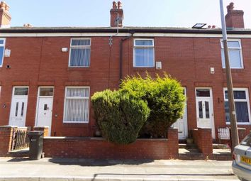 Thumbnail 2 bed terraced house for sale in Welland Street, Stockport