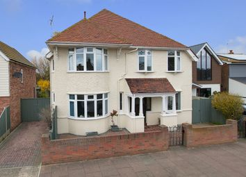 Thumbnail 5 bed detached house for sale in The Broadway, Herne Bay
