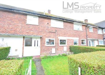 Thumbnail 3 bed terraced house to rent in Tatton Close, Winsford