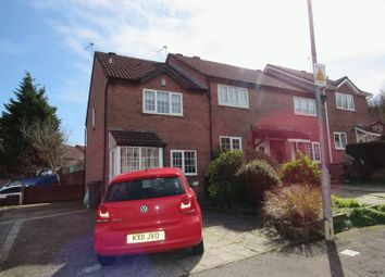 Thumbnail 2 bedroom end terrace house for sale in Lauriston Park, Cardiff