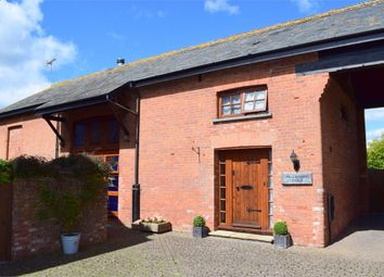 Thumbnail 4 bed mews house for sale in East Budleigh, Budleigh Salterton, Devon