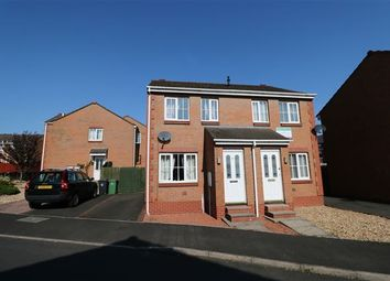 Thumbnail 2 bed end terrace house for sale in Abbots Road, Carlisle, Cumbria