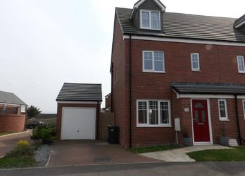 Thumbnail 4 bed semi-detached house for sale in Links Crescent, Seascale, Cumbria