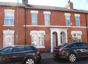 Thumbnail 3 bed terraced house to rent in Thirlestane Road, Northampton