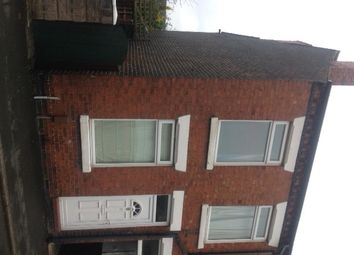 Thumbnail 3 bed end terrace house to rent in Audley Street, 21, Audley Street, Newcastle Under Lyme, Staffordshire