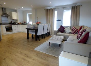 Thumbnail 2 bedroom flat to rent in Crest House, Ridge Place, Orpington