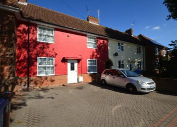 Thumbnail 4 bed terraced house for sale in Nacton Road, Ipswich