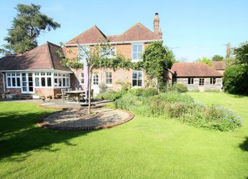 Thumbnail 4 bed detached house for sale in Mislingford Road, Swanmore, Southampton