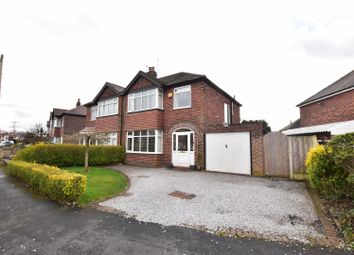 3 bed semi-detached house for sale in Arnesby Avenue, Sale M33