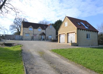 Thumbnail 5 bed detached house for sale in Perry Green, Charlton, Malmesbury