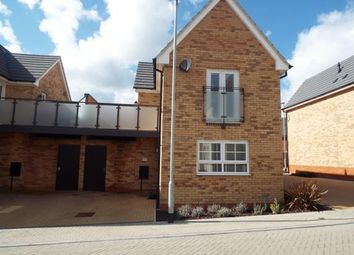 Thumbnail 1 bedroom terraced house for sale in Lucius Lane, Fairfields, Milton Keynes, Bucks