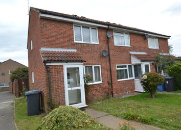 Thumbnail 2 bedroom end terrace house for sale in Gowers End, Glemsford, Sudbury