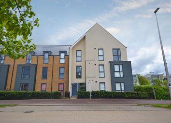 Thumbnail 2 bed flat for sale in Fen Street, Brooklands, Milton Keynes, Buckinghamshire