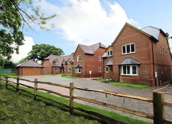 Thumbnail 4 bedroom detached house for sale in Baird Road, Arborfield Green, Arborfield