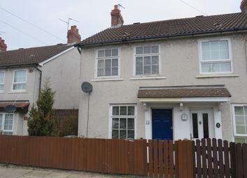 Thumbnail 2 bed end terrace house for sale in Hillburn Drive, Birkenhead