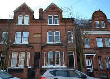 Thumbnail 5 bed terraced house for sale in Severn Street, Leicester