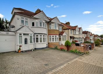 Thumbnail 4 bed semi-detached house for sale in Weald Lane, Harrow Weald, Harrow