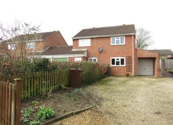 Thumbnail 3 bed semi-detached house for sale in Barley Way, Attleborough