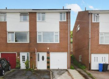 Thumbnail 3 bedroom end terrace house for sale in Whiteways Close, Sheffield, South Yorkshire