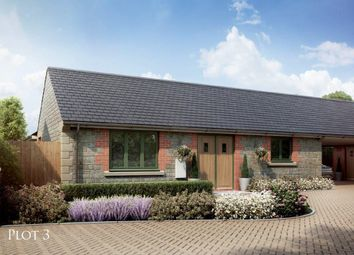 Thumbnail 2 bed bungalow for sale in The Courtyard, Main Road, Barleythorpe, Oakham