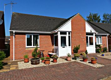 Thumbnail 2 bed semi-detached bungalow for sale in Sage Court, Lincoln